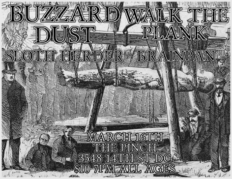 Buzzard Dust Flyer