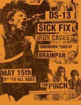 DS13 Flyer