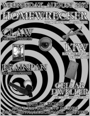 Homewrecker Flyer