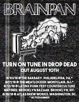Brainpan TOTIDD Flyer