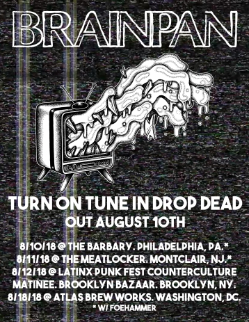 Brainpan TOTIDD Flyer